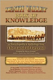 Death Valley Book Of Knowledge - Steve Greene