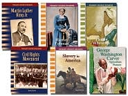 African American History Set: 6 Titles - Shell Education
