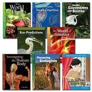 All about Life Science Set: 8 Titles - Shell Education