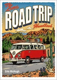 The Little Road Trip Handbook - Erin McHugh