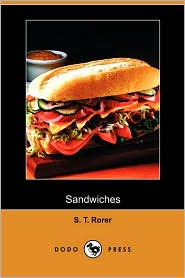 Sandwiches (Dodo Press) - S.T. Rorer
