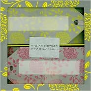 William Yeoward Place Name Cards with Ribbon