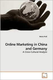 Online Marketing In China And Germany - Maria Pruss