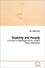 Disability And Poverty - Md. Shafirul Islam