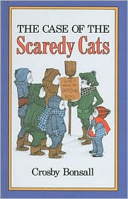 The Case of the Scaredy Cats: (I Can Read Book Series: Level 2) - Crosby Bonsall