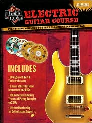 House of Blues Electric Guitar Course: Everything You Need to Start Playing Electric Guitar
