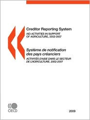 Creditor Reporting System 2009 - Oecd Publishing