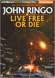 Live Free or Die (Troy Rising Series #1)