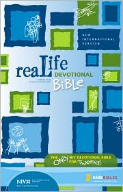 ReaLife Devotional Bible - Mark Littleton, Sandy Silverthorne, Marnie Wooding