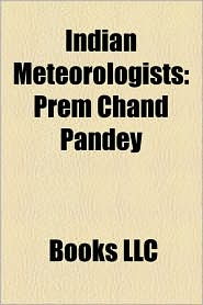 Indian Meteorologists: Prem Chand Pandey