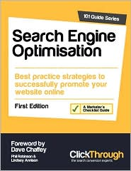 Search Engine Optimisation - Phil Robinson, Dave Chaffey, Lindsey Annison