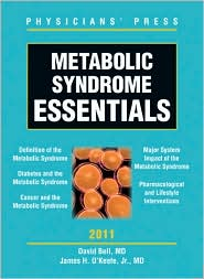 Metabolic Syndrome Essentials - David S.H. Bell, James H. O'Keefe Jr.