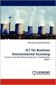 Ict for Business Environmental Scanning - Olumuyiwa Owolabi Olamade