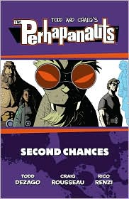 The Perhapanauts: Second Chances - Craig Rousseau, Todd Dezago, Rico Renzi