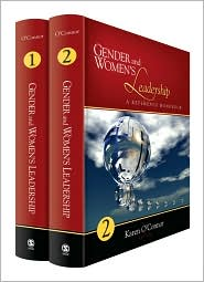 Gender and Women's Leadership: A Reference Handbook