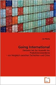 Going International - Jan Plachy