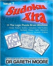Sudoku Xtra Issue 7: The Logic Puzzle Brain Workout - Gareth Moore
