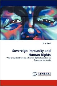 Sovereign Immunity and Human Rights - Dror Harel