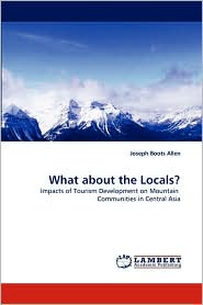 What about the Locals? - Joseph Boots Allen