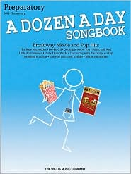 A Dozen a Day Songbook - Preparatory Book: Mid-Elementary Level - Carolyn Miller, Created by Hal Leonard Corporation Staff