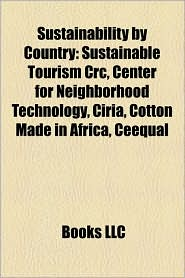 Sustainability By Country - Books Llc