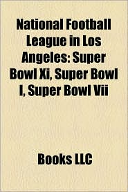 National Football League In Los Angeles - Books Llc