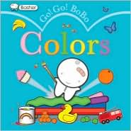 Basher: Go! Go! Bobo Colors - Simon Basher