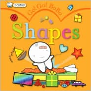 Basher: Go! Go! Bobo Shapes - Simon Basher