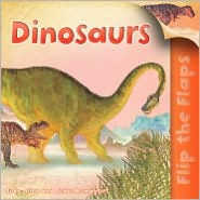 Flip The Flaps: Dinosaurs - Judy Allen, Tudor Humphries (Illustrator)