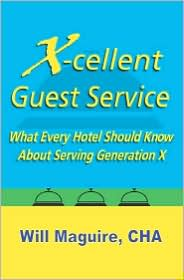 X-Cellent Guest Service - Will Maguire Cha