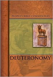 Deuteronomy - Mark E. Braun