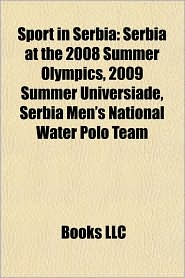 Sport in Serbia: Serbia at the Olympics, Serbia at the Paralympics, Serbian martial arts, Serbian sport stubs, Serbian sportspeople - Source: Wikipedia