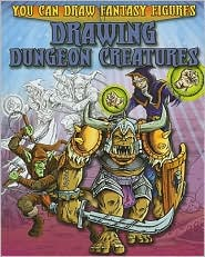 Drawing Dungeon Creatures - Steve Sims