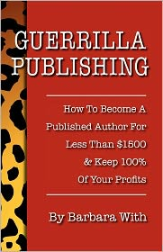 Guerrilla Publishing - Barbara Lee With