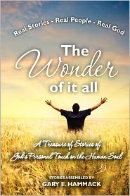 The Wonder Of It All - Gary Hammack