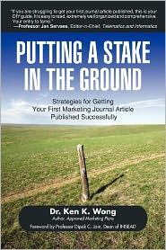 Putting A Stake In The Ground - Ken K. Wong