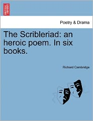 The Scribleriad - Richard Cambridge