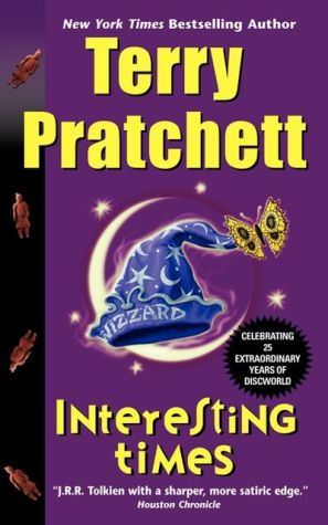 Interesting Times (Discworld Series #17) - Terry Pratchett