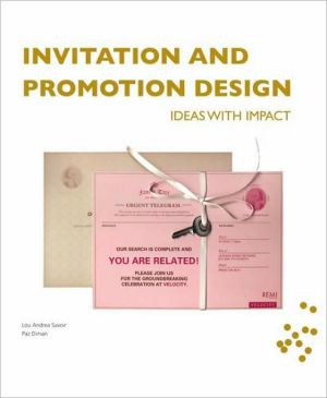 Invitation and Promotion Design: Ideas with Impact