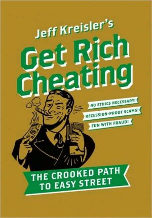 Get Rich Cheating - Jeff Kreisler