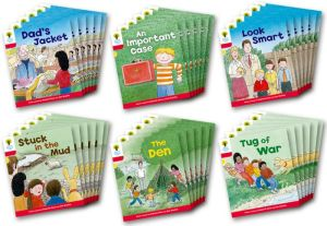 Oxford Reading Tree: Stage 4: More Stories C: Class Pack of 36