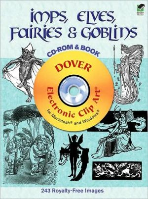 Imps, Elves, Fairies and Goblins CD-ROM and Book - Jeff A. Menges (Editor)