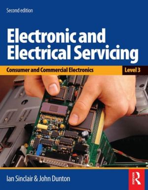 Electronic And Electrical Servicing Level 3 - John Dunton