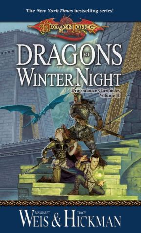 Dragonlance - Dragons of Winter Night (Chronicles #2) - Margaret Weis, Tracy Hickman