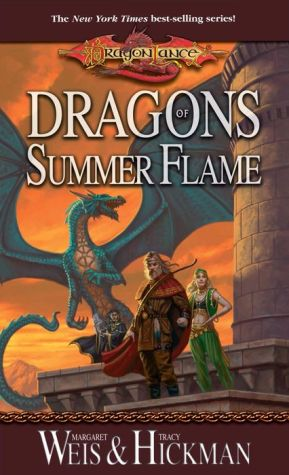 Dragonlance - Dragons of Summer Flame (Chronicles #4) - Margaret Weis, Tracy Hickman