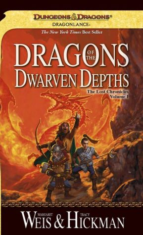 Dragonlance - Dragons of the Dwarven Depths (Lost Chronicles #1) - Margaret Weis