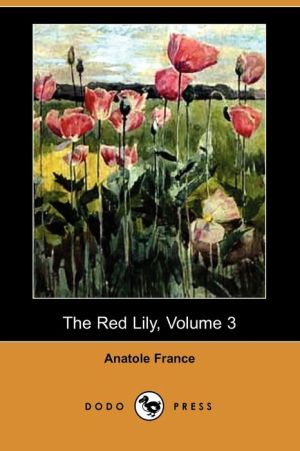 The Red Lily, Volume 3