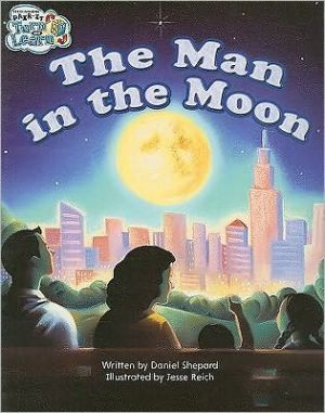Steck-Vaughn Pair-It Turn and Learn Fluency 4: Individual Student Edition Our Moon/The Man in the Moon
