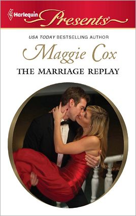 The Marriage Replay - Maggie Cox