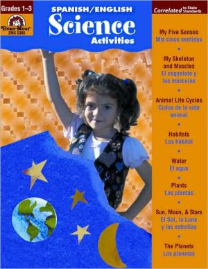 Science Activities, English/spanish - Evan-Moor Educational Publishers